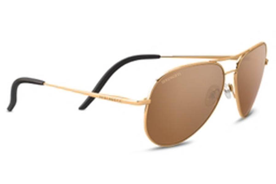 1d93bc7db48e ... Black w/ Polarized Sedona Bi Mirror Lens; Serengeti Carrara Sunglasses  in 8546 Shiny Bold Gold Polar w/ Drivers Gold Lens ...