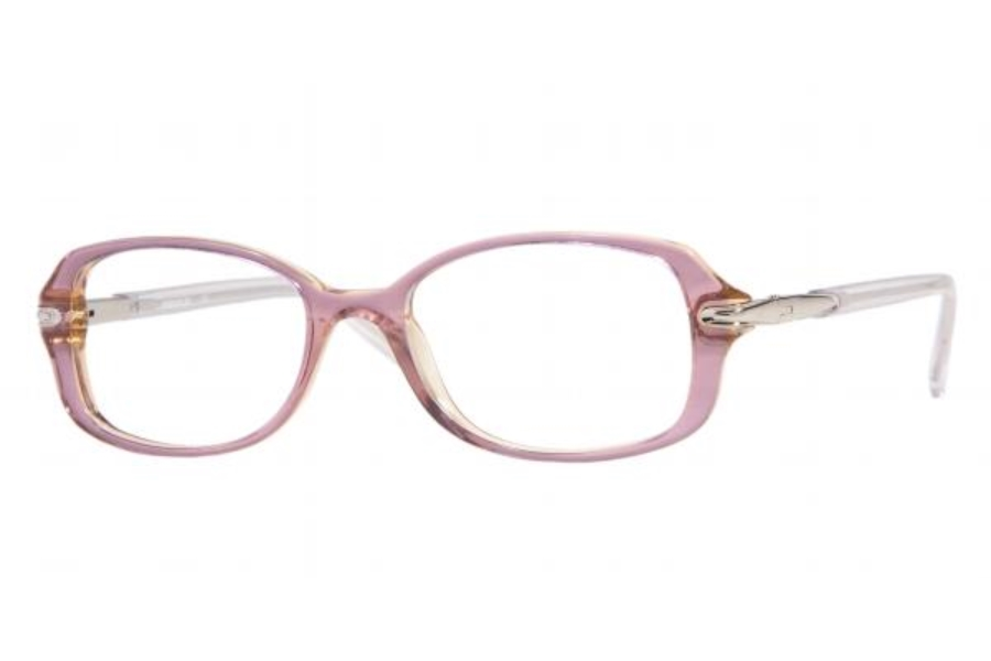 Sferoflex SF 1530 Eyeglasses in C440 Cyclamen/Brown