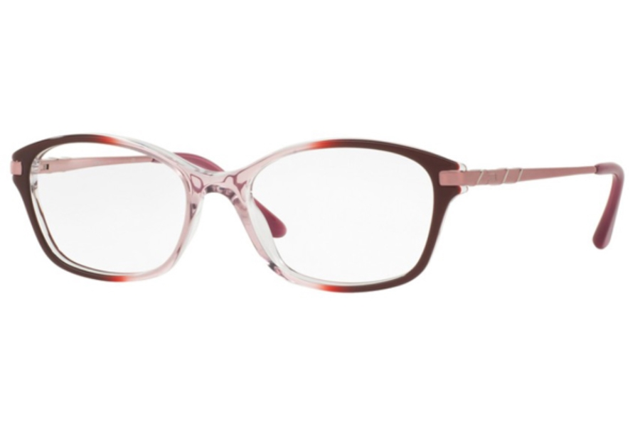 Sferoflex SF 1556 Eyeglasses in C593 Gradient Light Pink Cyclamin