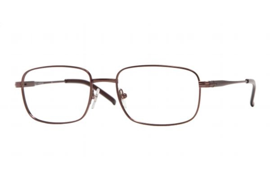 Sferoflex SF 2197 Eyeglasses in 355 Matte Dark Brown