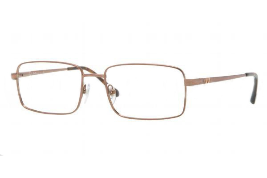 Sferoflex SF 2248 Eyeglasses in 472 DARK BROWN DEMO LENS