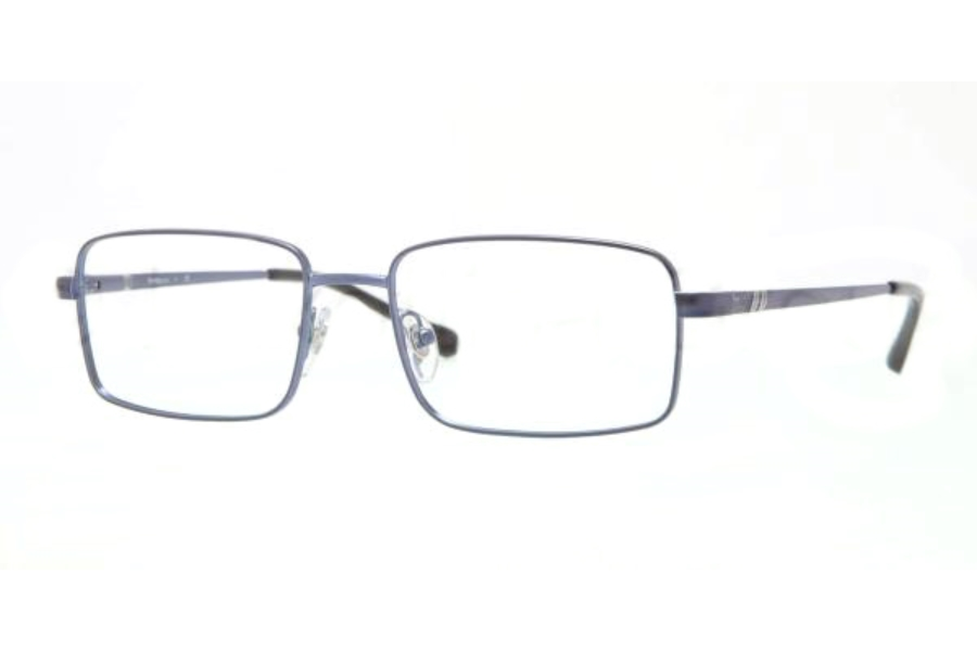 Sferoflex SF 2248 Eyeglasses in 473S MATTE DARK BLUE DEMO LENS