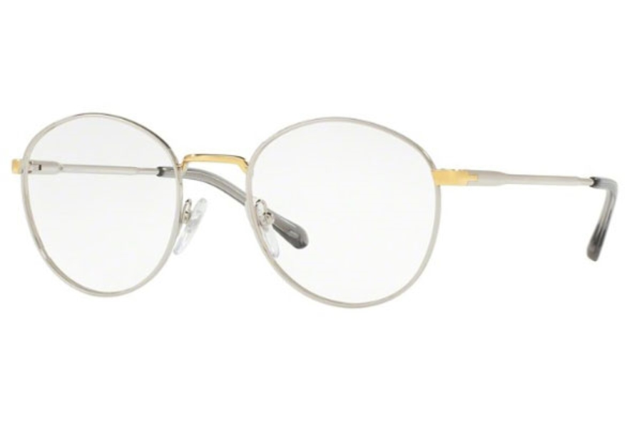 Sferoflex SF 2275 Eyeglasses in 104 Silver And Light Gold