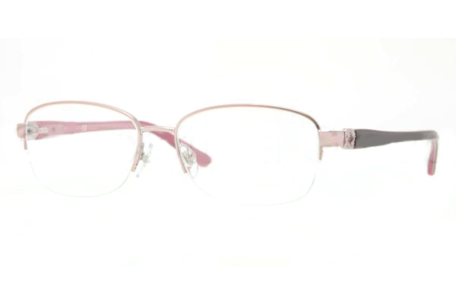 Sferoflex SF 2571 Eyeglasses in 490 Shiny Pink