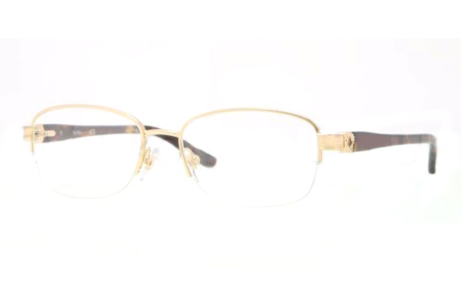 Sferoflex SF 2571 Eyeglasses in 493 Shiny Gold