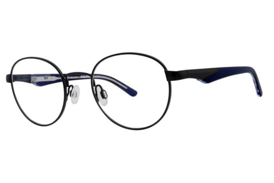 Shaquille O'Neal QD 514M Eyeglasses in 172 Black Blue