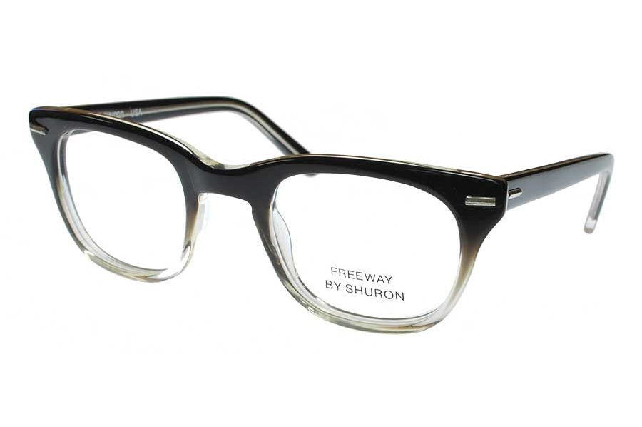 ac9c5f0db825 Shuron freeway eyeglasses in black fade jpg 900x600 Shuron freeway demi grey
