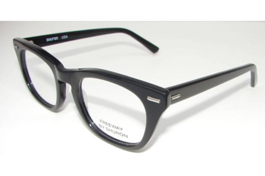 66ab1d7ee6b9 ... Shuron Freeway Eyeglasses in Ebony; Shuron Freeway Eyeglasses in Black  Fade ...
