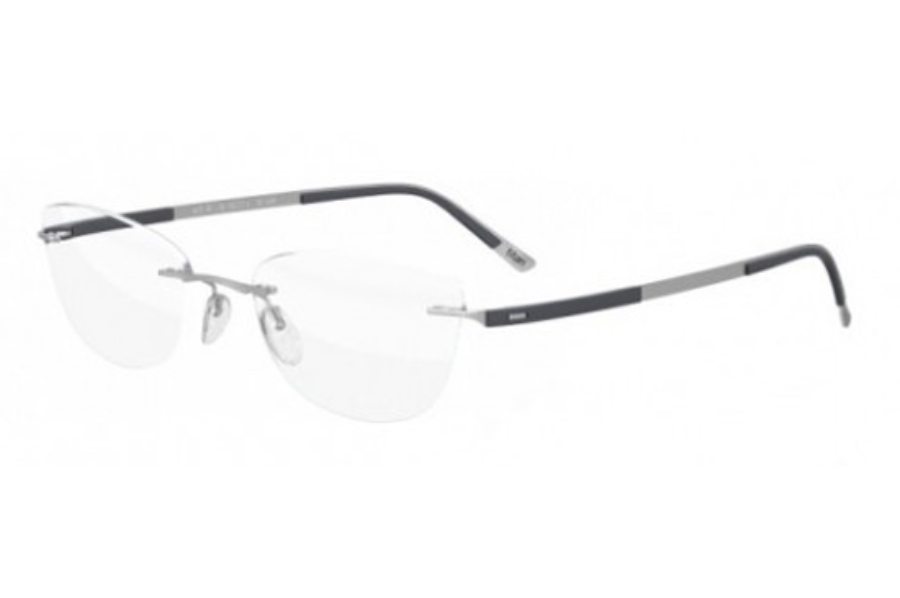 a43f2a0a3d ... 6063 Grey Matte  Silhouette 4475 (5416 Chassis) Eyeglasses in  Silhouette 4475 (5416 Chassis) Eyeglasses ...