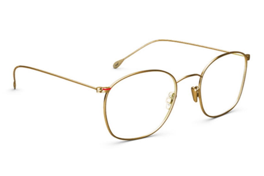 Simple Montana Eyeglasses in 029 Shiny Gold