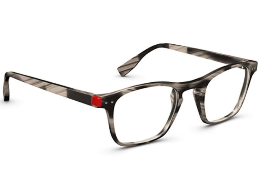 Simple Pop Life Eyeglasses in 009 Horn