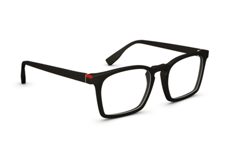 Simple Wynwood Eyeglasses in Anthracite Foncé Mat