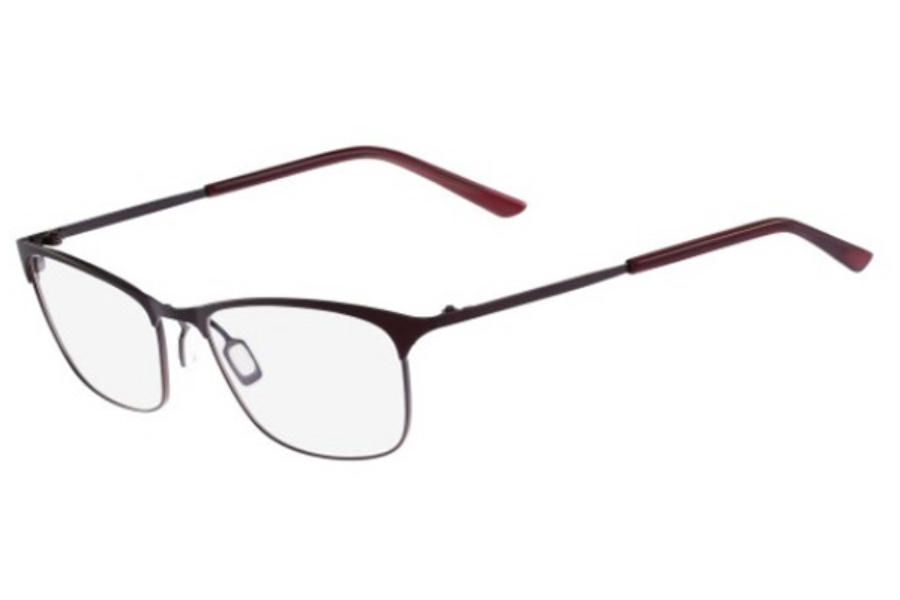 Skaga of Sweden SKAGA 2595-U SKANSEN Eyeglasses in 405 Burgundy