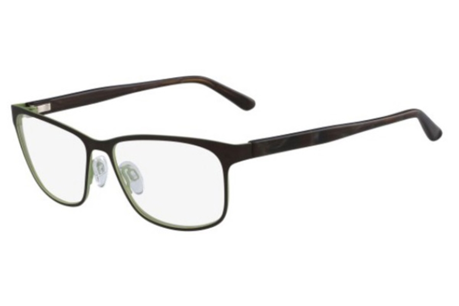 Skaga of Sweden SK2707 VITSIPPA Eyeglasses in 210 Brown