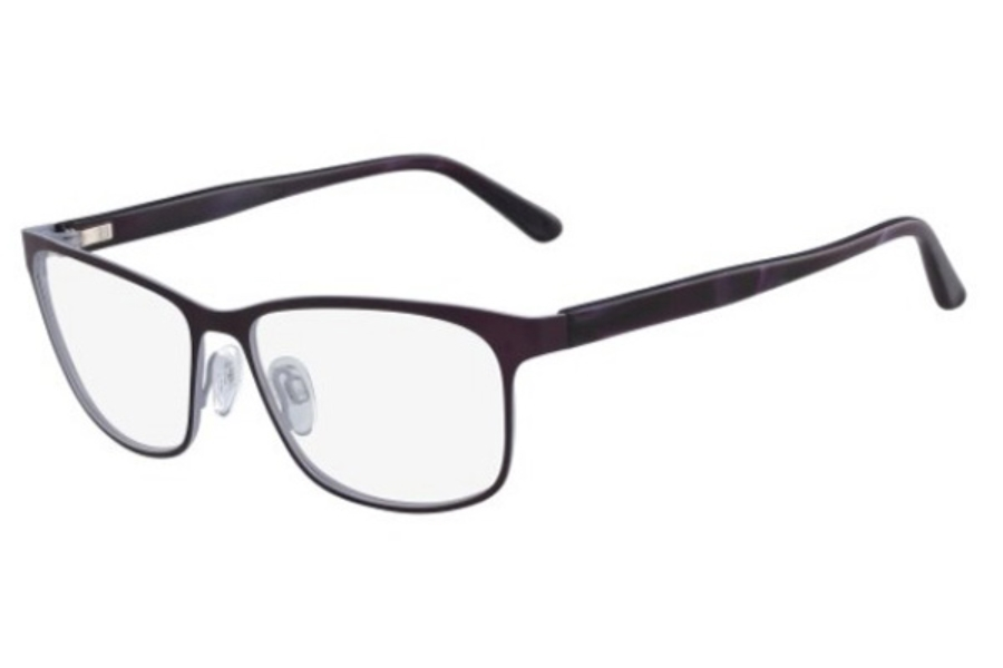Skaga of Sweden SK2707 VITSIPPA Eyeglasses in 603 Bordeaux