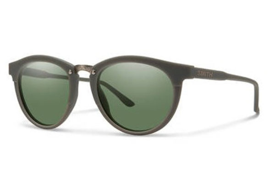Smith Optics Questa Sunglasses in 0G19 Horn Milk (IR gray blue lens) (49 Eye Size Available)