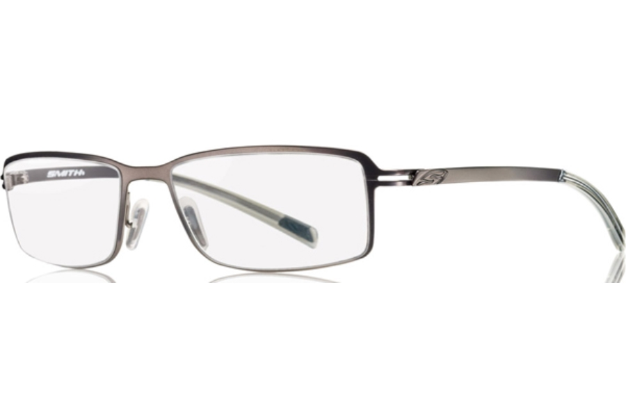 65d680520cb ... Smith Optics Indie Eyeglasses in Dark Ruthenium-R80 ...
