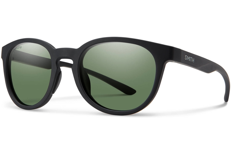 Smith Optics Eastbank/S Sunglasses in 0003 Matte Black