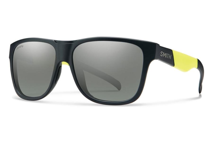 88d75558f0 ... gray green pz  Smith Optics Lowdown XL s Sunglasses in Matte Black Acid  w  ChromaPop Platinum ...