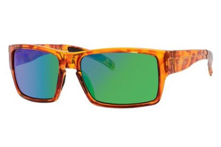 abdccdd09c ... Smith Optics Outlier XL Sunglasses in 0EXA Honey Tortoise (4W green pz  lens) ...