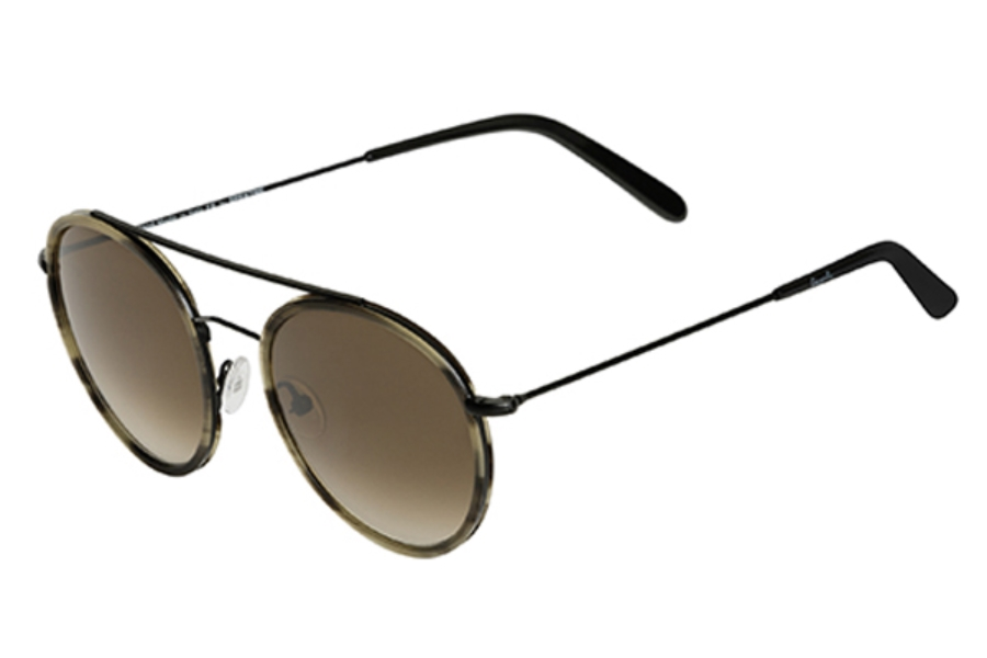 Spektre Vanni Sunglasses in VA02A Black Havana / Gradient Tobacco