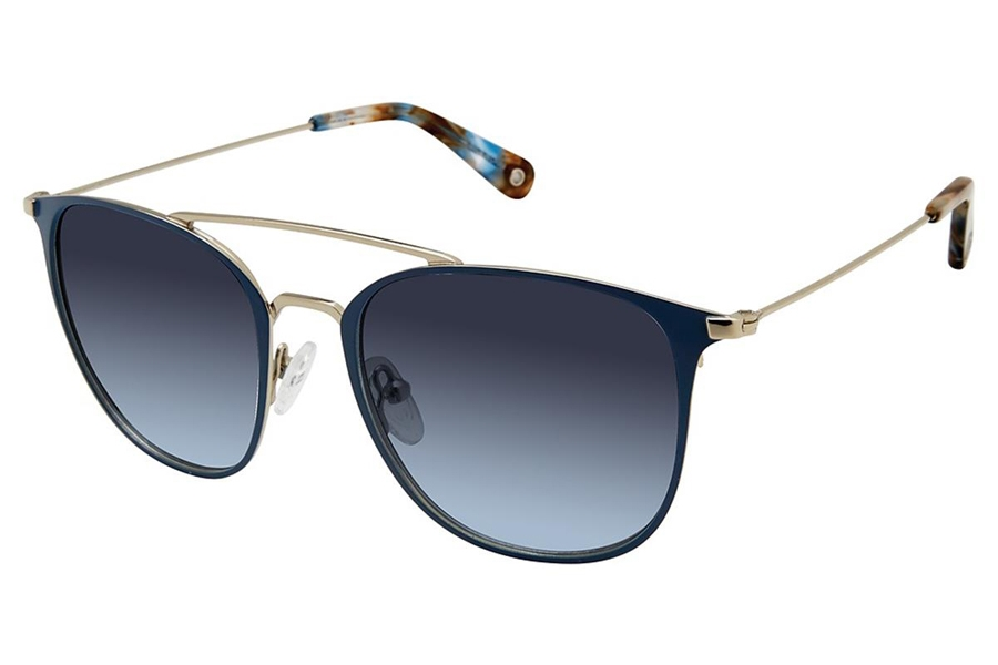 Sperry Top-Sider Tierra Sunglasses in C02 Cameo Blue - Polarized