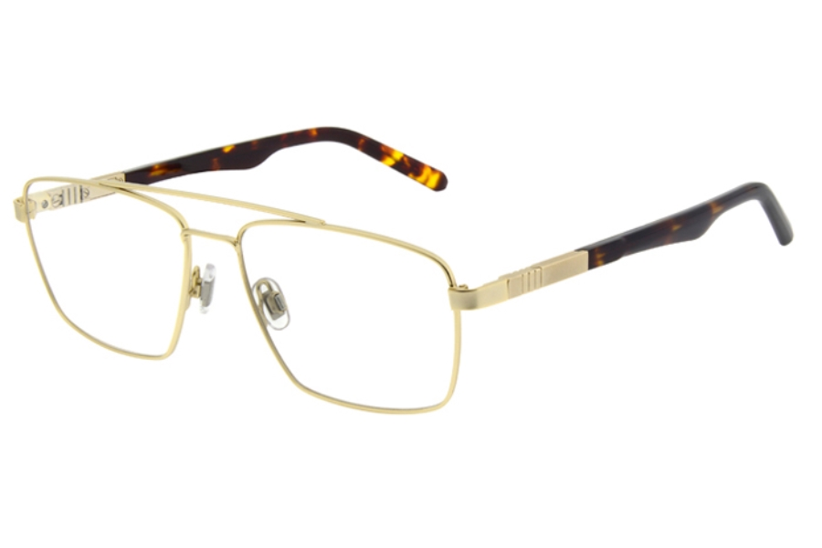 Spine SP 2402 Eyeglasses in 487-Light Gold