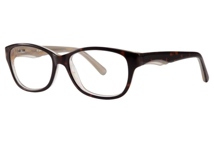 Vivid Splash Splash 61 Eyeglasses in Demi Brown