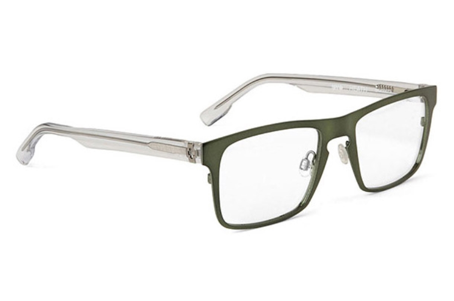 Spy Heath Eyeglasses in Olive
