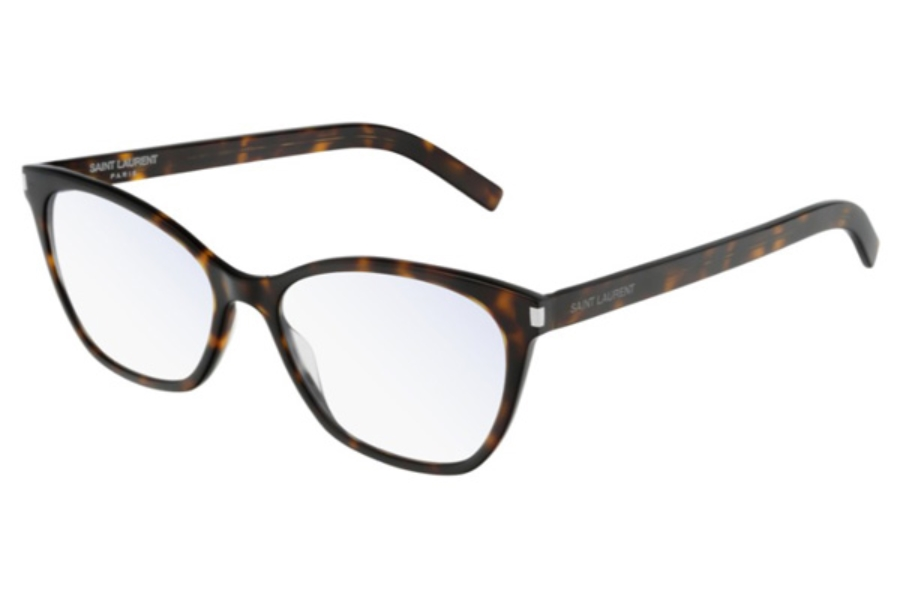 Yves St Laurent SL 287 Eyeglasses in 002 Havana