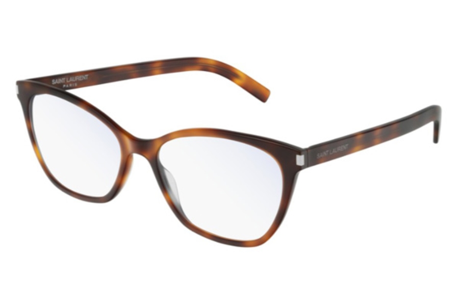 Yves St Laurent SL 287 Eyeglasses in 003 Havana