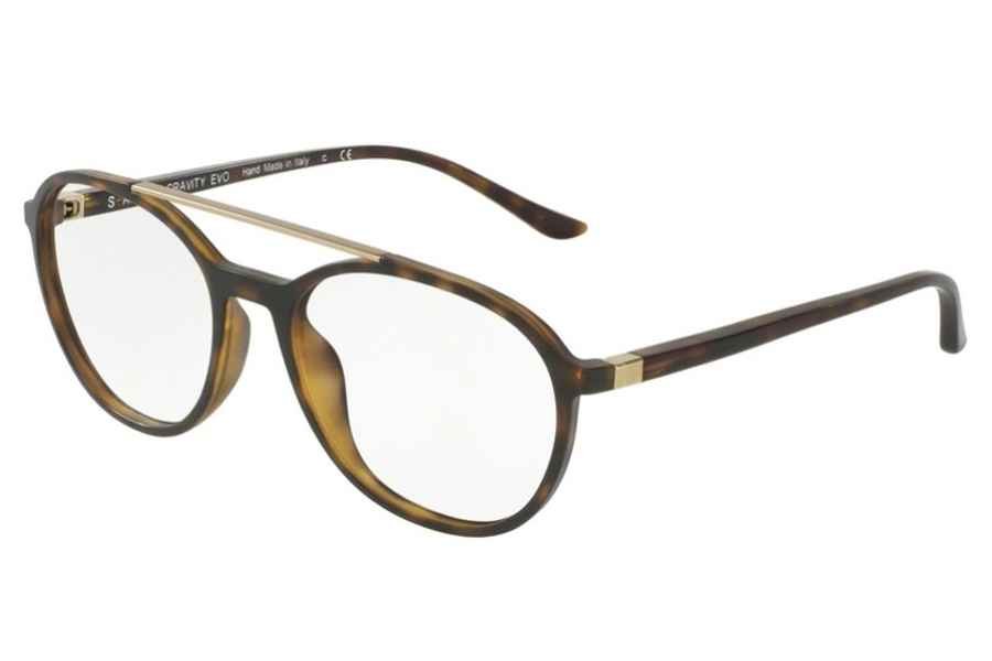 Starck Eyes SH3032 Eyeglasses in 0001 Matt Havana