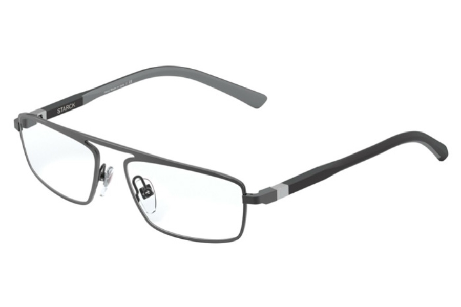 Starck Eyes SH2045 Eyeglasses in 0003 Dark Gunmetal
