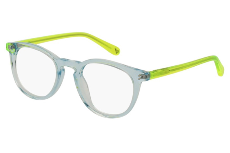 Stella McCartney SK0026O Eyeglasses in 003 Light-Blue