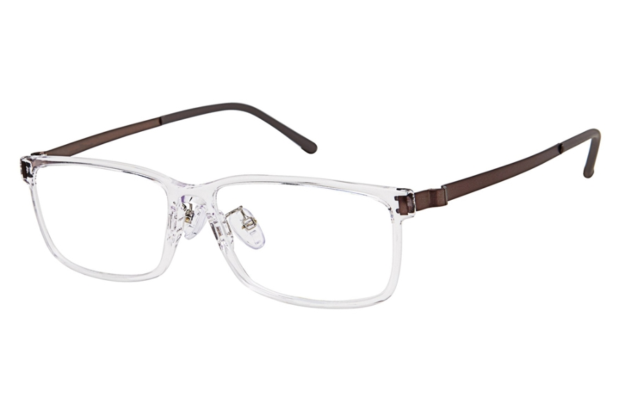 Stepper Stainless Steel 60024 STS Eyeglasses in Stepper Stainless Steel 60024 STS Eyeglasses