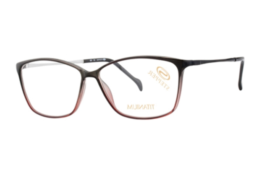55f9356d86e8 ... Stepper Titanium 30092 SI Eyeglasses in Stepper Titanium 30092 SI  Eyeglasses ...