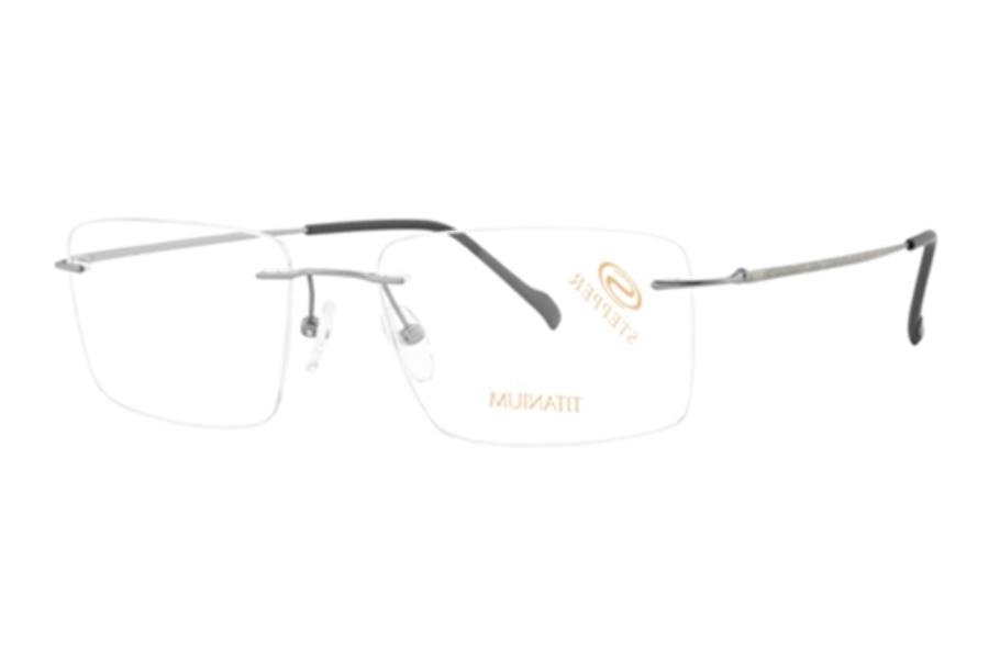 b9ea7fbfce8c ... Stepper Titanium 83408 SI Eyeglasses in Stepper Titanium 83408 SI  Eyeglasses ...