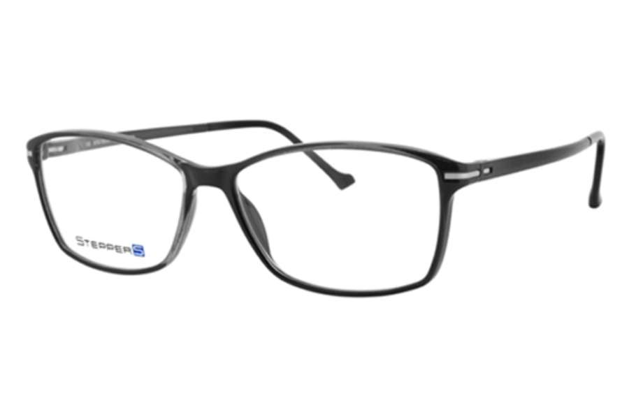 f47ae5ca72f ... Stepper Stainless Steel 10079 STS Eyeglasses in Stepper Stainless Steel  10079 STS Eyeglasses ...