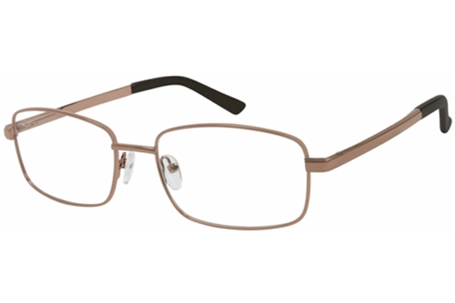 Structure 145 Eyeglasses in Tan