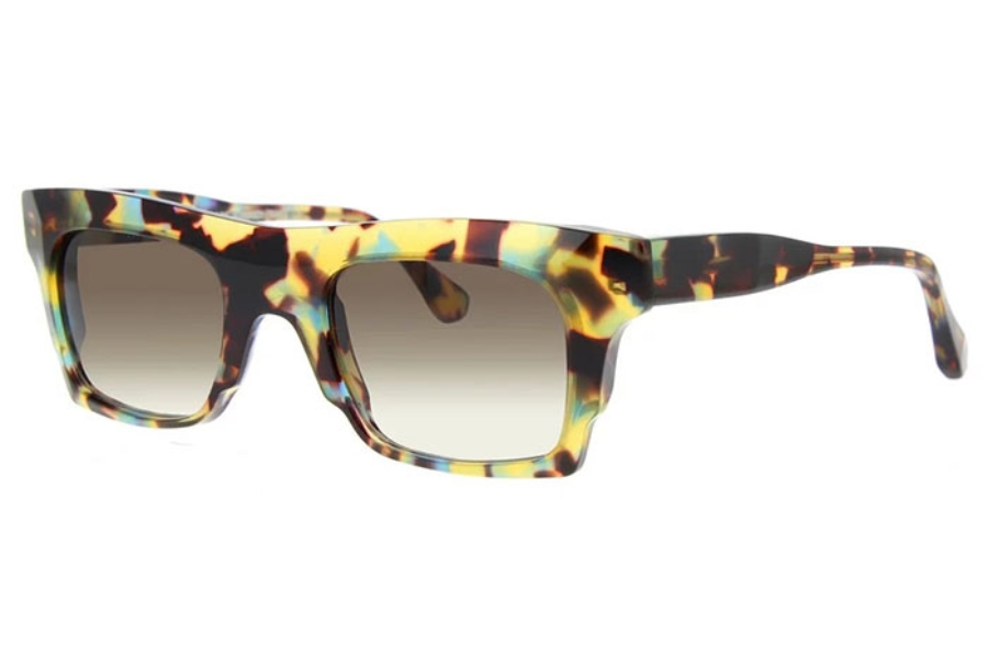 Struktur The Beast Sunglasses in Beach Turtle
