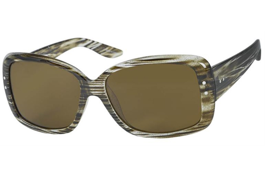 Sun Trends ST169 Sunglasses in Brown