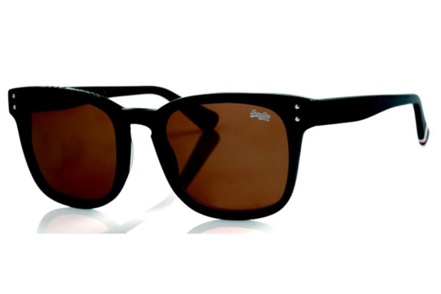 Superdry SDS-Montego Sunglasses in 127 Mt Black