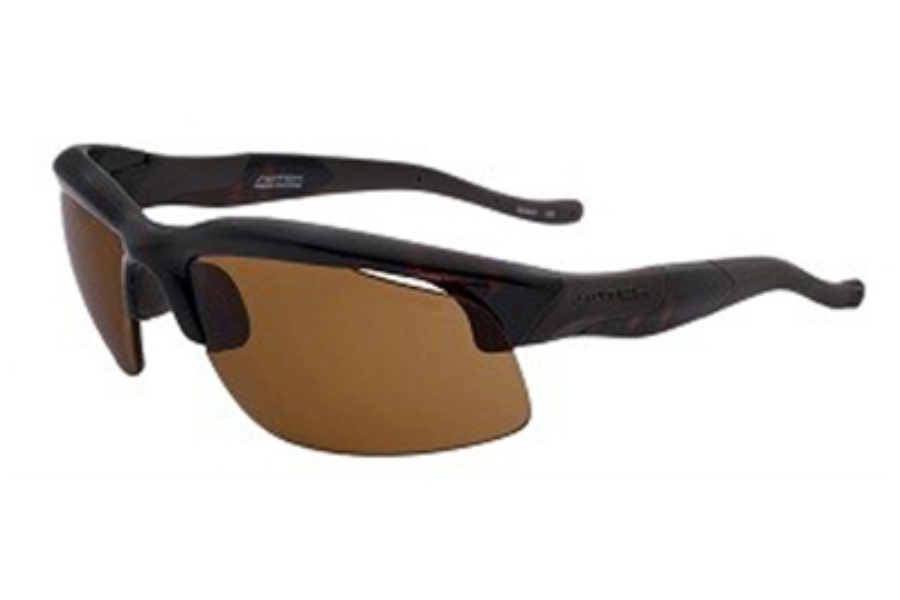 Switch Avalanche Extreme Dark Tortoise / Brown Polarized Sunglasses in Switch Avalanche Extreme Dark Tortoise / Brown Polarized Sunglasses