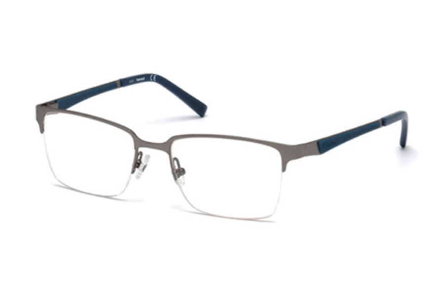 Eyeglasses Timberland TB 1564 091 matte blue