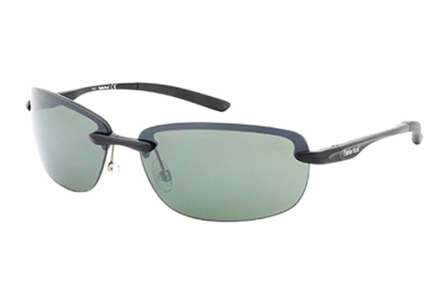 dce67db01a8b ... Timberland TB9051 Sunglasses in Timberland TB9051 Sunglasses  Timberland  TB9051 Sunglasses in 02R Matte Black Green Polarized ...