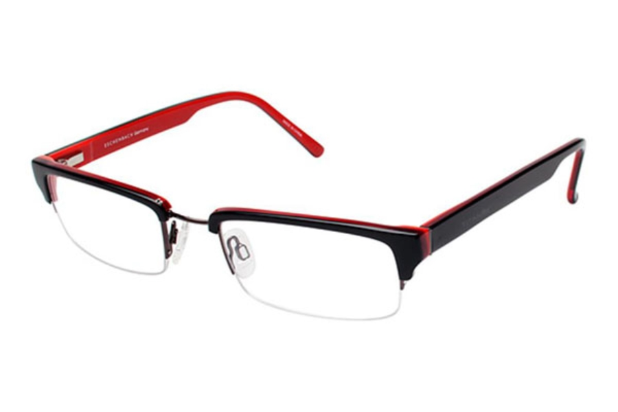 TITANflex 820598 Eyeglasses in Black/Red (10)