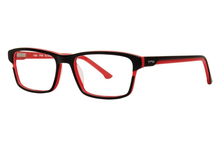 TMX by Timex Top Corner Eyeglasses in TMX by Timex Top Corner Eyeglasses
