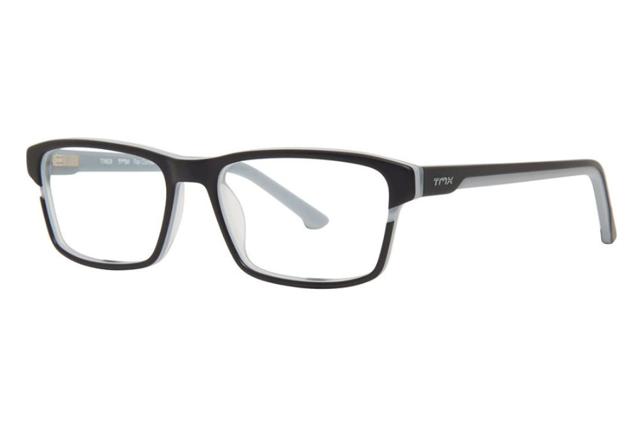 TMX by Timex Top Corner Eyeglasses in Grey