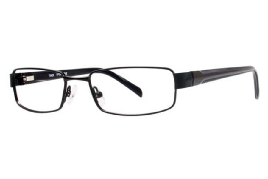 TMX by Timex Beam Eyeglasses in Black