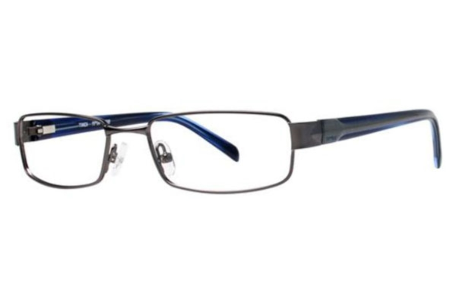 TMX by Timex Beam Eyeglasses in Gunmetal